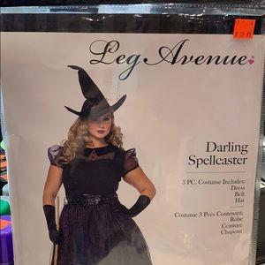 Darling Spellcaster women's costume
